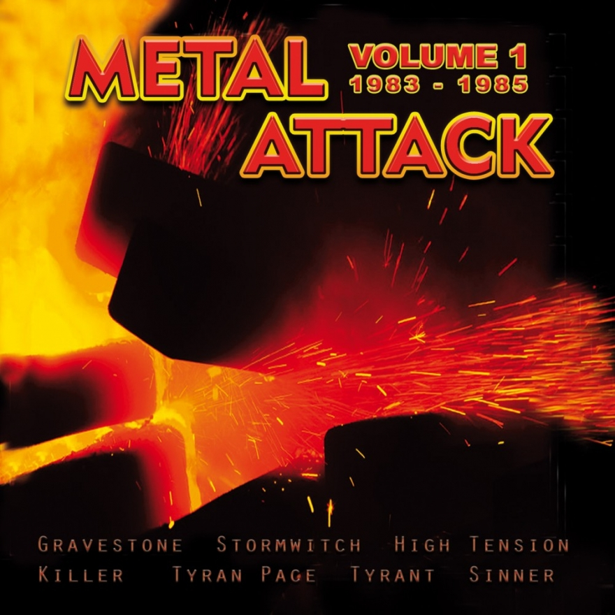 "Metal Attack ""Volume1"""