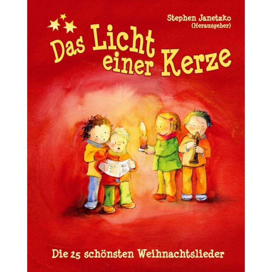 Set Liederbuch inkl. CD DIE 25 SCHÖNSTEN WEIHNACHTSLIEDER