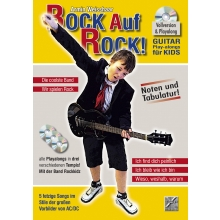 Bock auf Rock! Guitar Playalongs