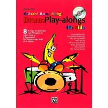 "Kräsch Bum Bäng ""Drum Play-Alongs für Kids"""