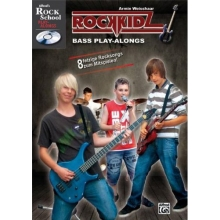 "Rockkidz ""Bass Play-Alongs"""