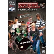 "Rockkidz ""Drum Play-Alongs"""