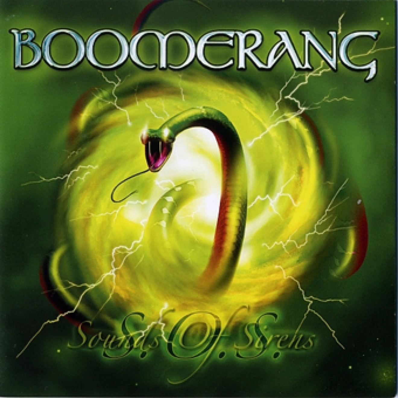 Boomerang-Sounds of Sirens