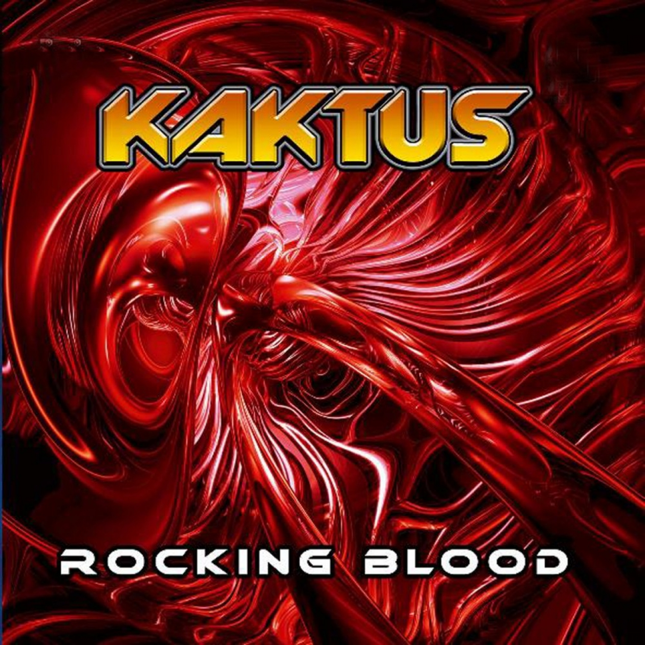"Kaktus ""Rocking Blood"""