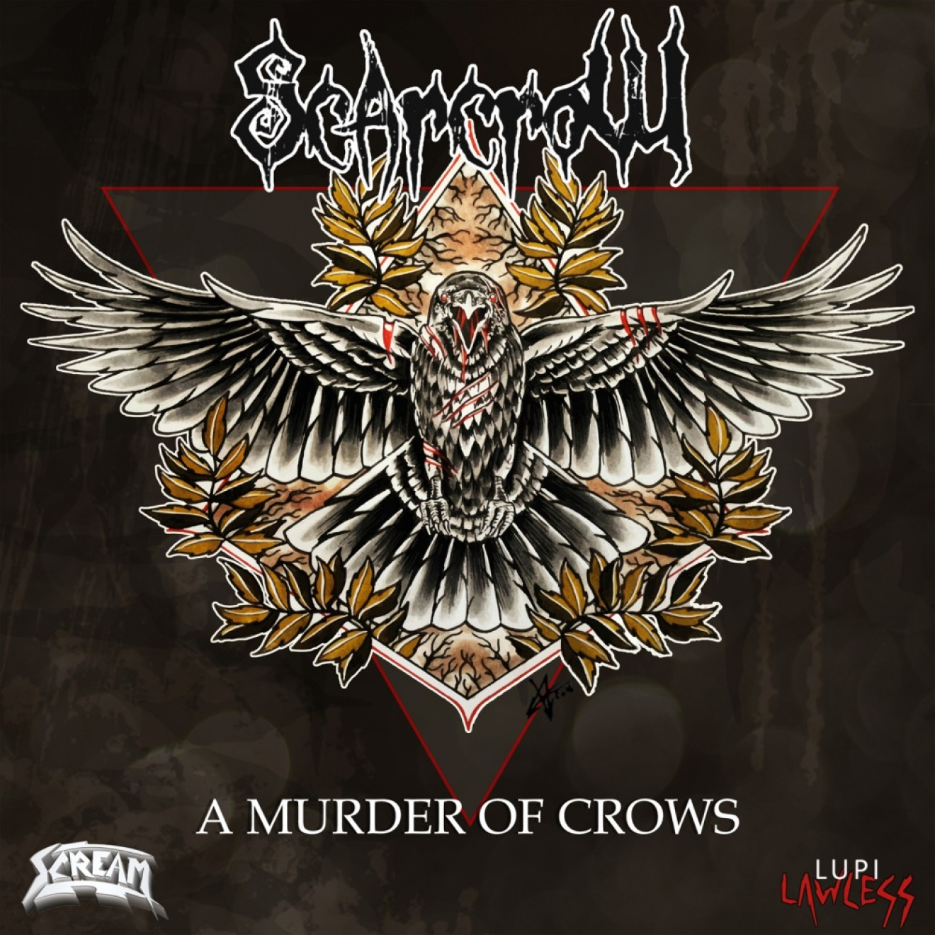 "Scarcrow ""A Murder Of Crows"""
